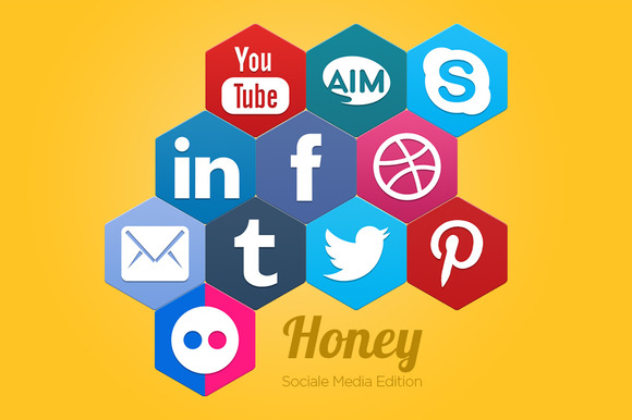 Honey Sociale Media Edition