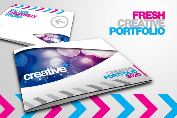 RW Design Agency Portfolio Brochure