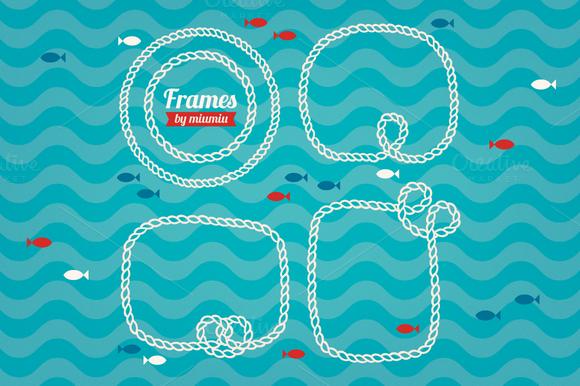 Marine Rope Frames