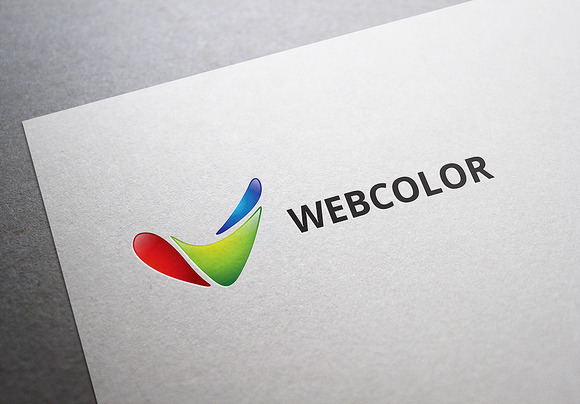 Web Color Logo