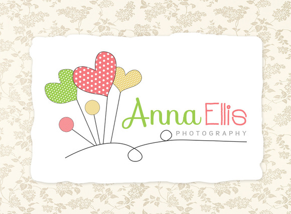 Premium Photography Logo Watermark