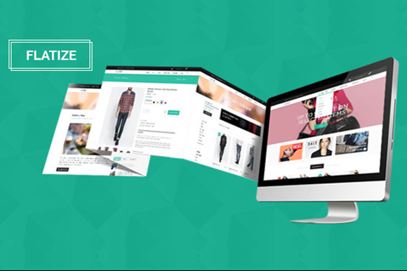 Flatize E-Commerce HTML5 Template