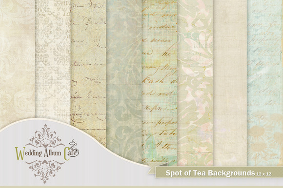 Spot Of Tea Backgrounds