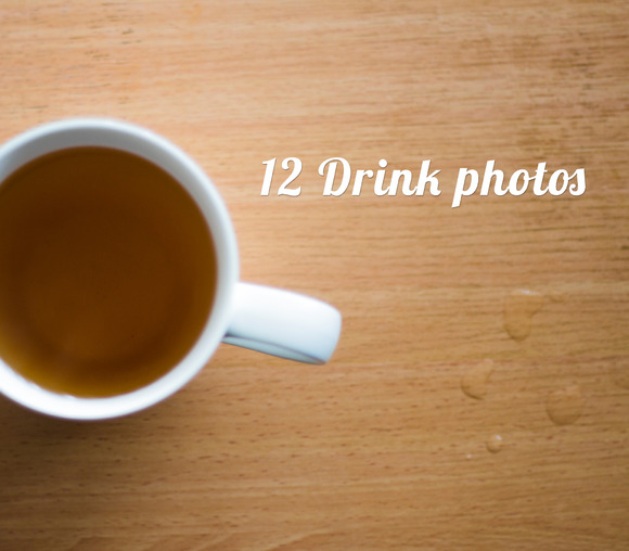 12 Drink Photos