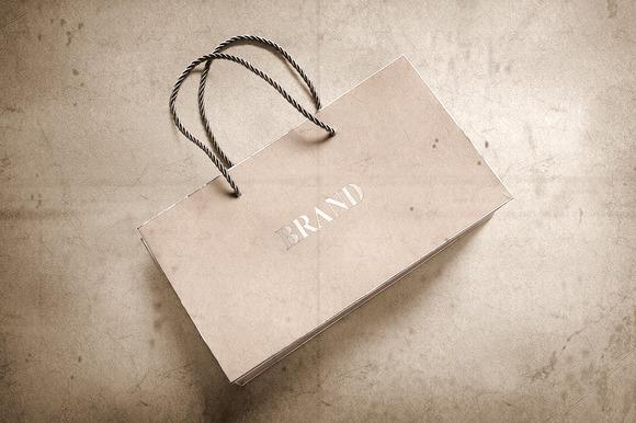 Paper Bags Mock-ups