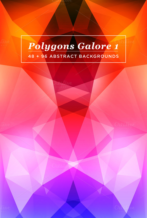 Polygons Galore 1