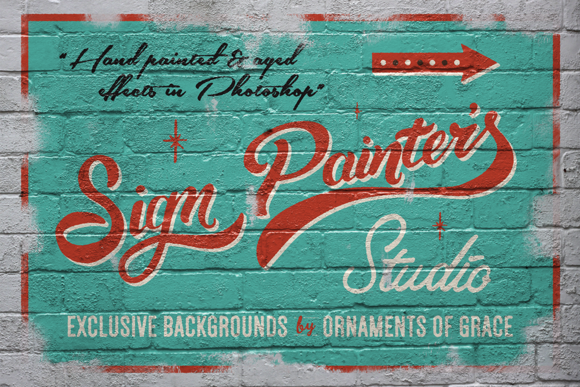 Sign Painter S Studio