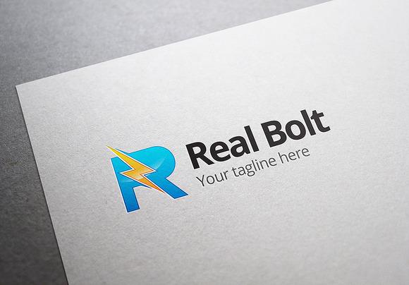 Real Bolt Logo