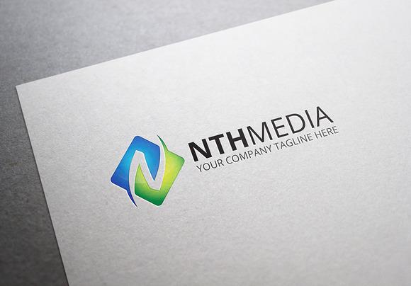 Nth Media Logo