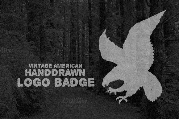 Vintage American Handdrawn Logo