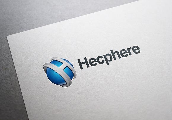 H Sphere Logo