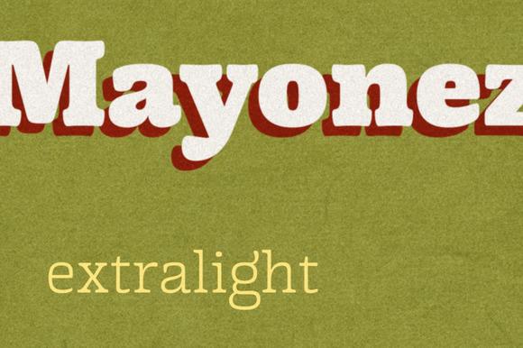 Mayonez Extralight