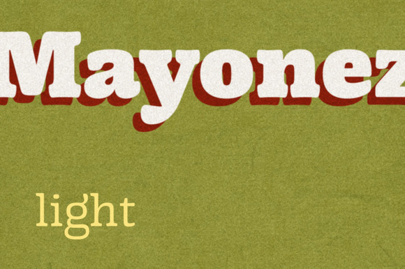 Mayonez Light