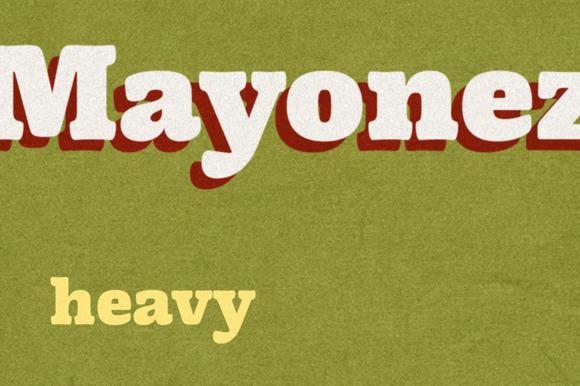 Mayonez Heavy