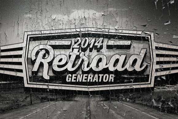 Retro Ad Generator