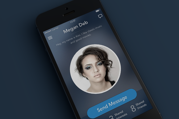 dating app template Dating app – 16+ psd, eps, format download do you get tongue tied when speaking to someone from the opposite sex 15+ best psd app templates, free app template.