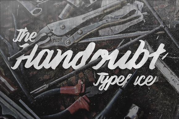 Handoubt Typeface