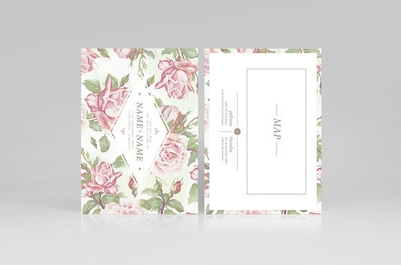 Wedding Invitation Template Vol-1