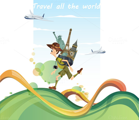 Travel All The World