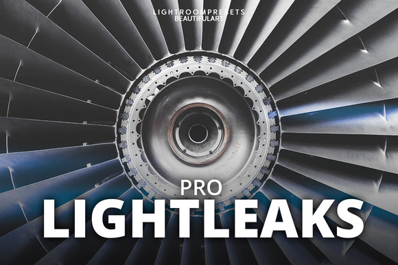 Pro LIGHTLEAKS Lightroom Presets