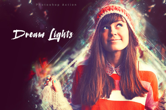 Dream Lights Photoshop Action