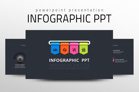 Infographics Template Powerpoint