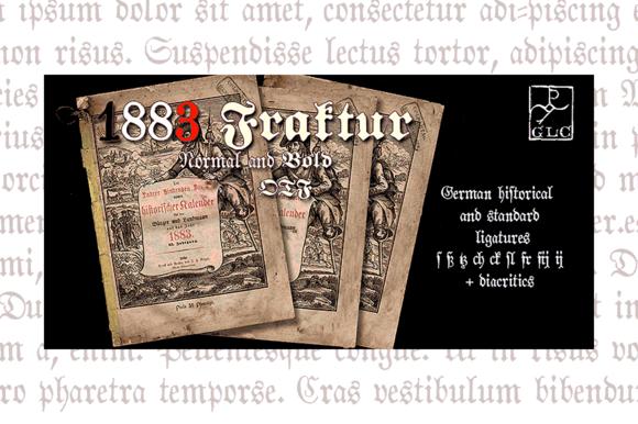 1883 Fraktur OTF