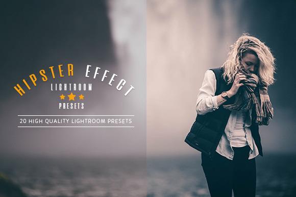 Hipster Effect Lightroom Presets