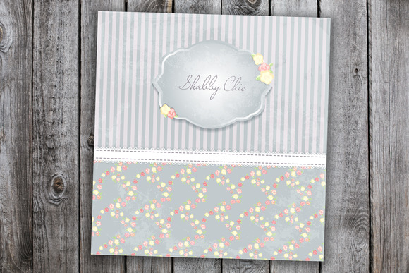 Shabby Chic Card
