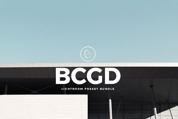 BCGD Lightroom Preset Bundle