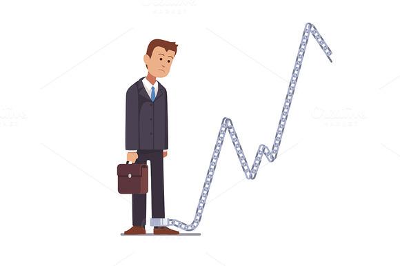 Trader Businessman Or Shareholder