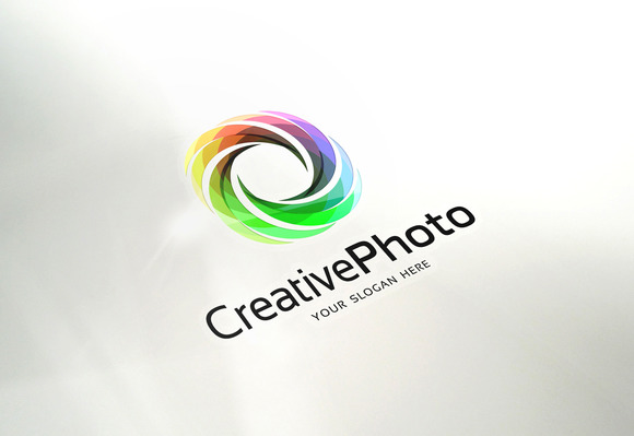 Creative Photo Photographer Logo