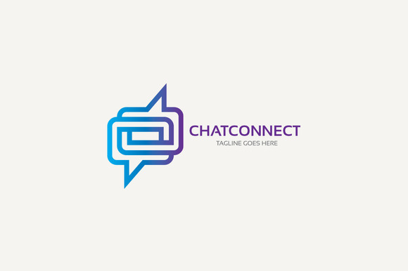 Chat Connect Logo