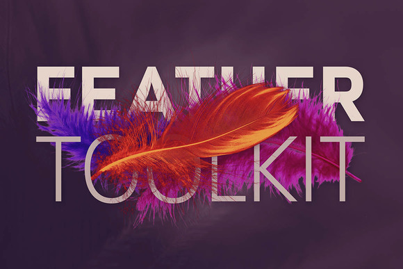 Feather Toolkit Photos Graphics