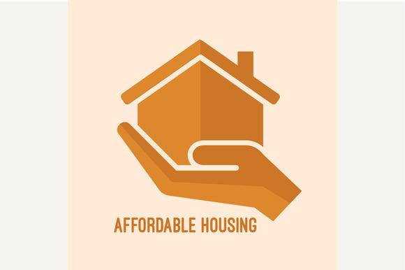 Housing Development Logo 187 Designtube Creative Design