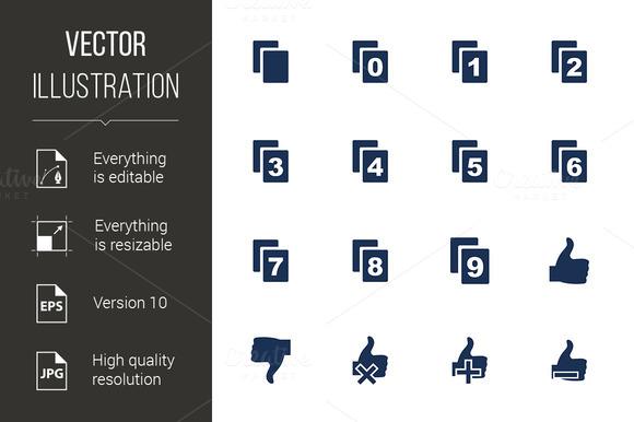 Appreciation Icons