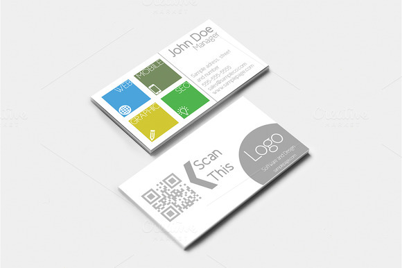 Sophisticated positive business man isolated on white for Sophisticated business cards