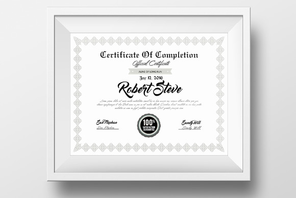 Free pastor appreciation certificate template designtube for Pastor appreciation certificate template free