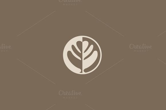 Coffee Foam Logo