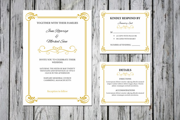 passport wedding invitation template indesign designtube creative design content. Black Bedroom Furniture Sets. Home Design Ideas