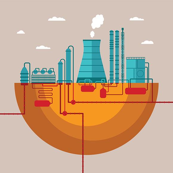 Refinery Plant