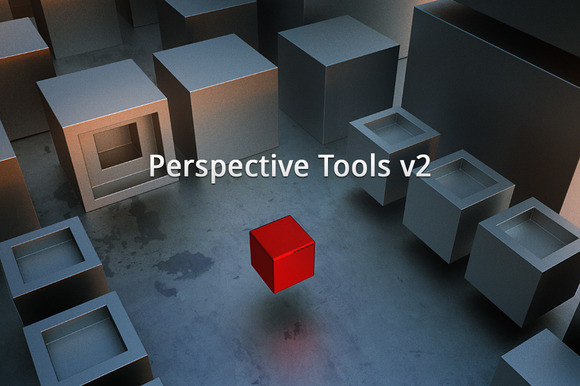 Perspective Tools V2 For Photoshop