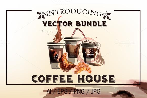 Coffee Vector Bundle