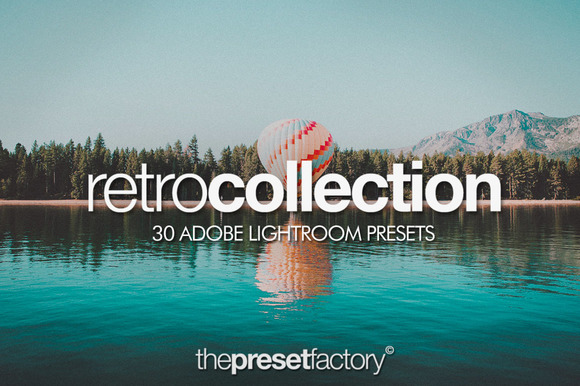 Retro Collection For Lightroom