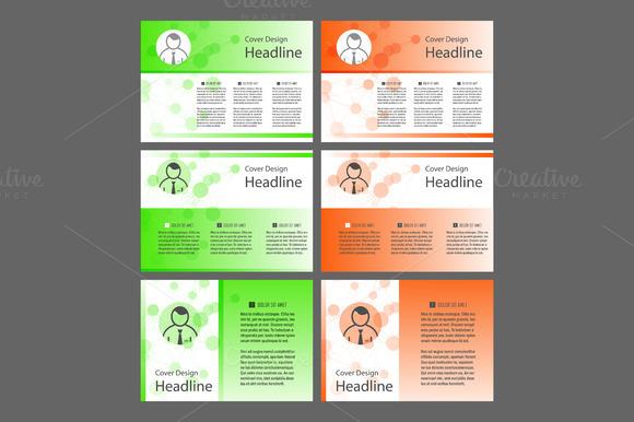 Set Template Presentations Vol.2