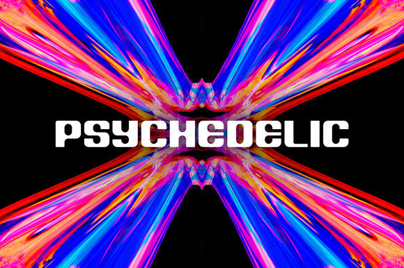Psychedelic 64 Trippy Backgrounds
