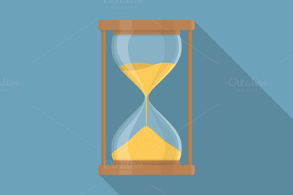 hourglass graphic 187 designtube creative design content