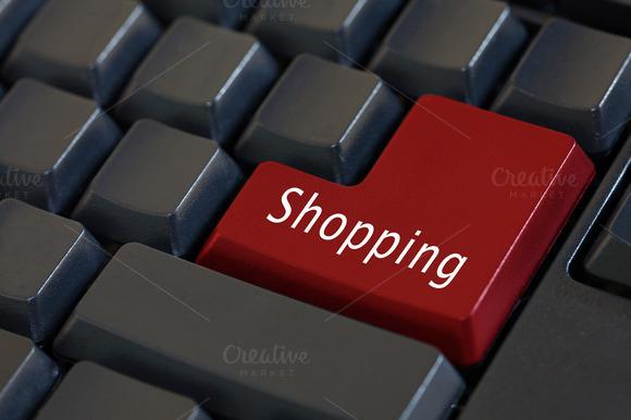 Word Shopping On Enter Keyboard
