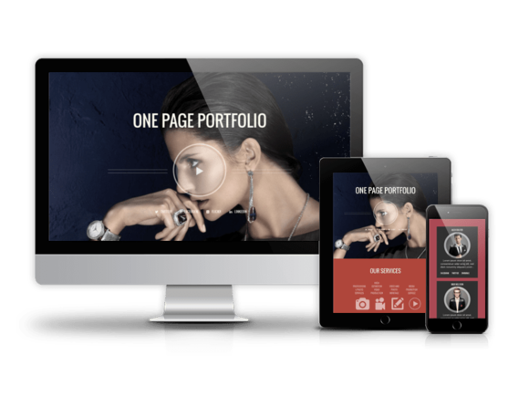 Photografer Drupal Portfolio Theme