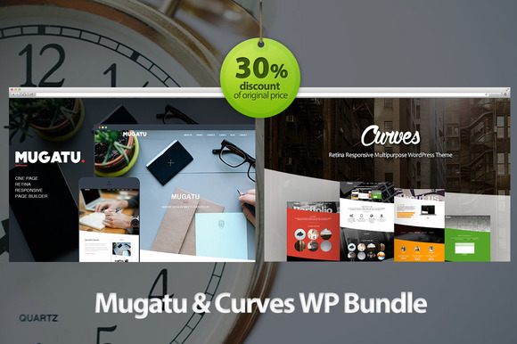 Mugatu Curves Bundle WP